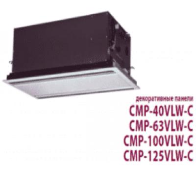 Декоративная панель Mitsubishi Electric CMP-63VLW-B
