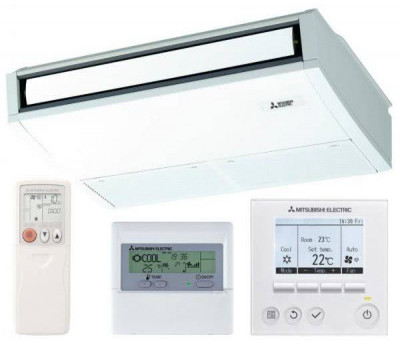 Mitsubishi Electric PCA-RP125KAQ-PUHZ-ZRP125VKA (Mr. SLIM)